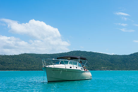 The Perfect Surrounding. Salty anchored.